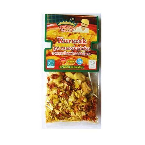 Kurczak po marokańsku z orzechami nerkowca 70g marki Royal brand