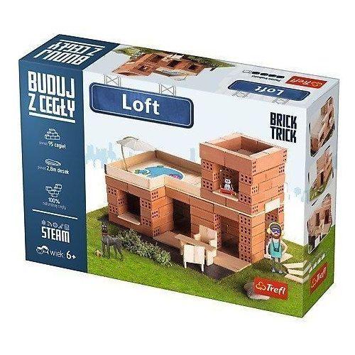 Trefl Brick Trick Loft M - DARMOWA DOSTAWA OD 199 ZŁ!!!