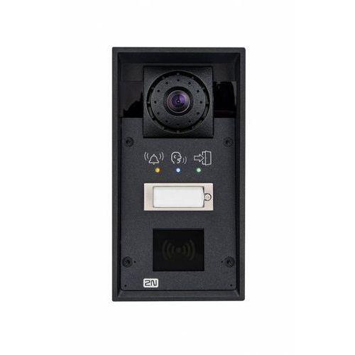 2n helios ip force domofon jednoprzyciskowy, kamera hd, piktogramy, możliwość rfid