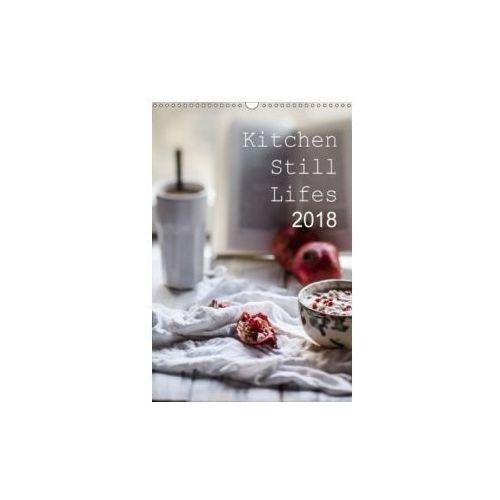 Kitchen Still Lifes 2018 / UK-Version / Birthday Calendar 2018