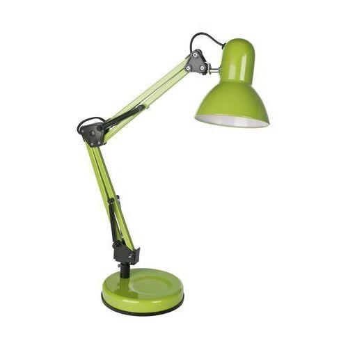 Lampka biurkowa ennis zielona e27 marki Inspire