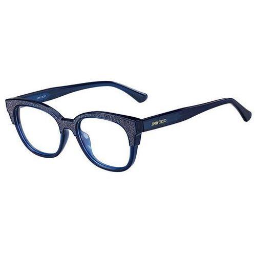 Okulary Korekcyjne Jimmy Choo 177 19P