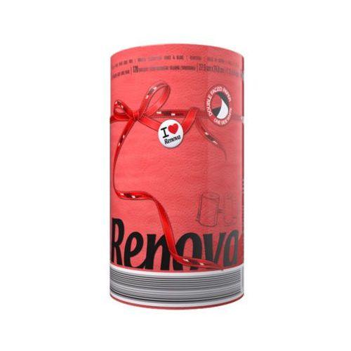 RENOVA 1szt Czerwony Red Label Ręcznik papierowy