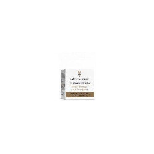 Aktywne serum ze śluzem ślimaka 50ml Sekretne Spa (5902596184469)