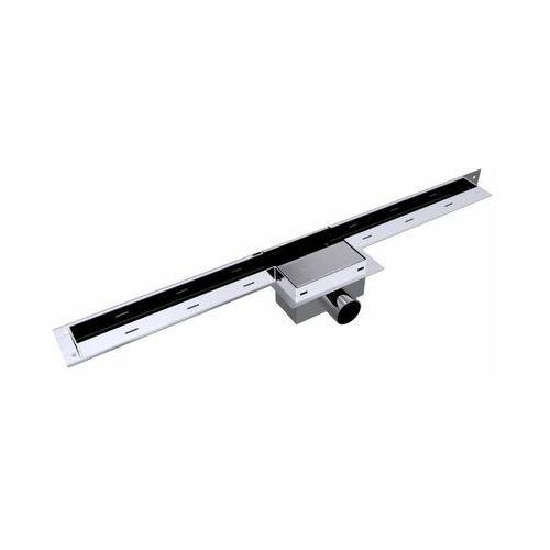 Odpływ SZCZELINOWY AQUA STEEL L800 MCALPINE (5907520996880)