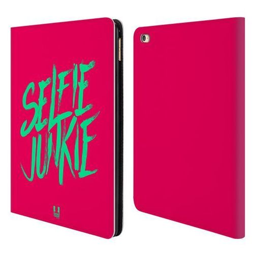 Head case Etui portfel na tablet - selfie craze pink