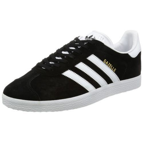 Buty sportowe adidas Gazelle dla dorosłych, kolor: czarny (Core Black/White/Gold Met), rozmiar: 44