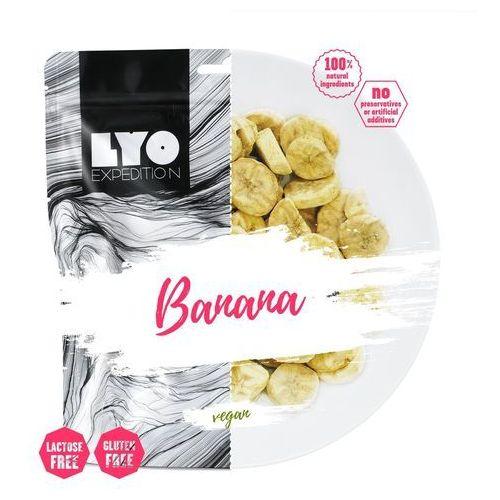 Lyofood Liofilizowany banan 30g