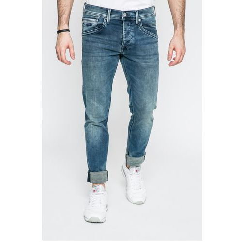 Pepe Jeans - Jeansy Track, jeansy