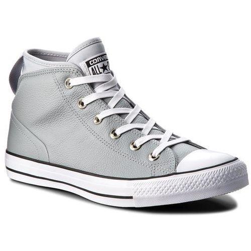 Trampki CONVERSE - Ctas Syde Street Mid 157538C Wolf Grey/Wolf Grey/White, w 6 rozmiarach