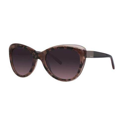 Vera wang Okulary słoneczne v441 wine crunch
