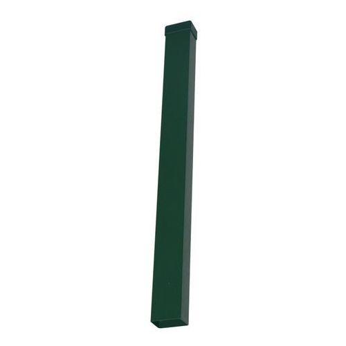 Blooma Słupek 6 x 4 x 200 cm ocynk zielony