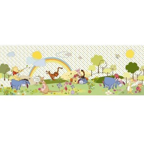 Fototapeta na ścianę disney kubuś puchatek piękny dzień 4-410 marki Deco-strefa – dekoracje w dobrym stylu