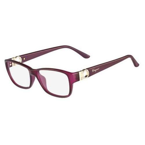 Okulary Korekcyjne Salvatore Ferragamo SF 2666R 525