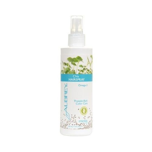 Chia Proteinowy spray do włosów z olejem z nasion chia - mocne utrwalanie 237ml