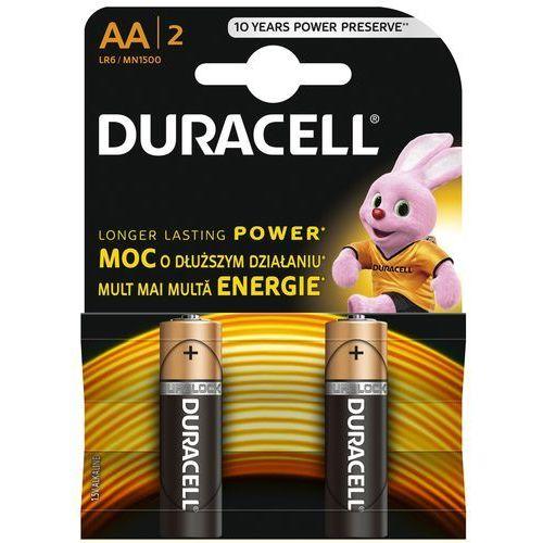 Bateria DURACELL Basic LR6/AA 2 szt.