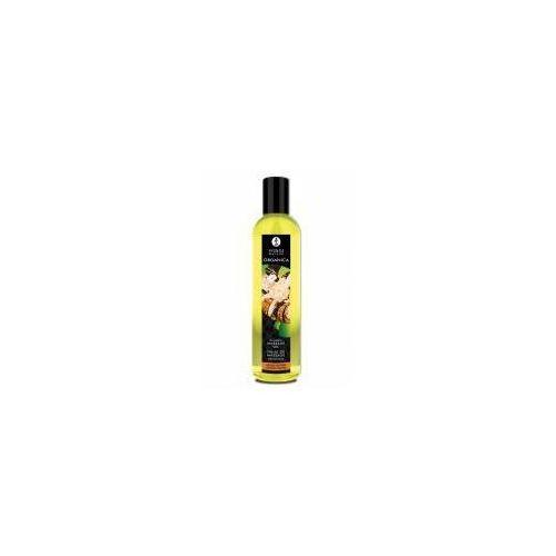 Jadalny olejek do masażu Shunga Almond Sweetness Organic 250ml