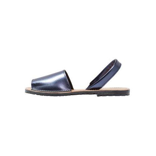 Sandały Tamaris 28916 - granatowy metaliczny