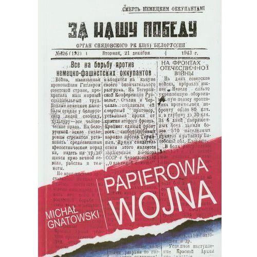 Papierowa wojna, oprawa miękka