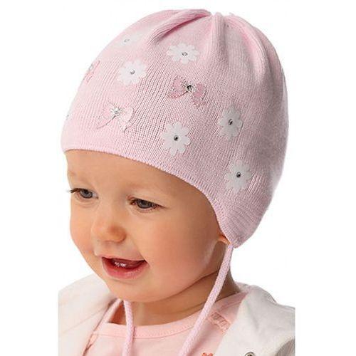 Czapka niemowlęca 100% bawełna 5X34B2