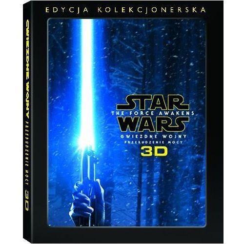 Galapagos Gwiezdne wojny: przebudzenie mocy 3d. edycja kolekcjonerska (3bd)