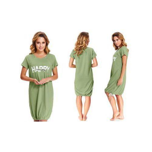 Koszula nocna KARMEN: zielony, kolor zielony