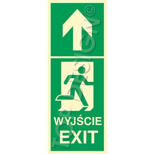 Kierunek do wyjścia w górę prawostronny / Up to Exit right side. Najniższe ceny, najlepsze promocje w sklepach, opinie.