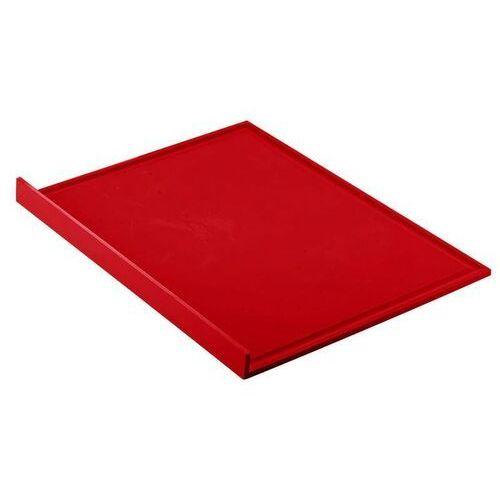 Deska do krojenia kitchen active design czerwona marki Guzzini