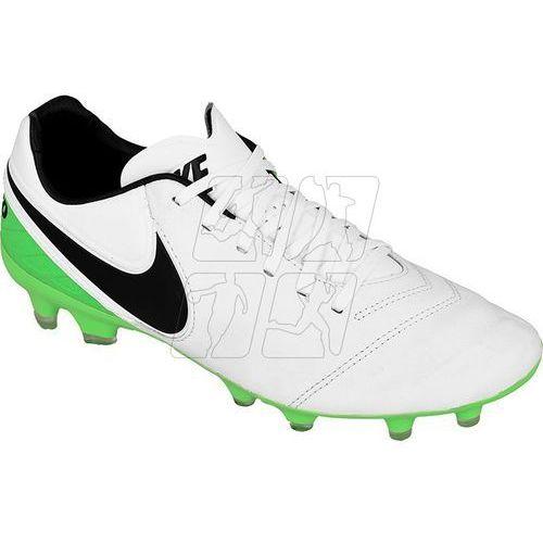 Buty piłkarskie Nike Tiempo Legacy II FG M 819218-103