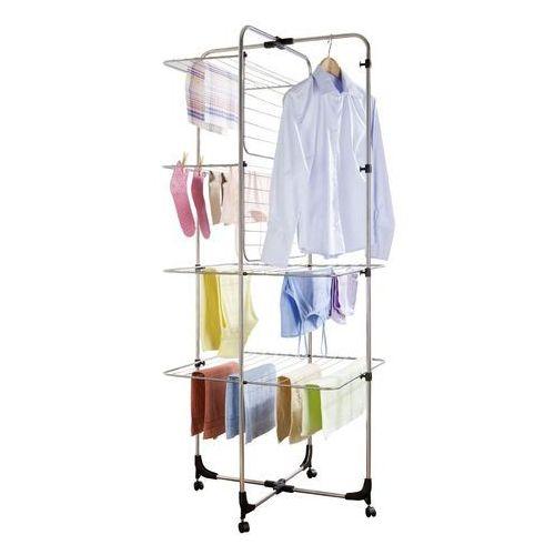 4-poziomowa suszarka na pranie - rozkładana, wolnostojąca, WENKO