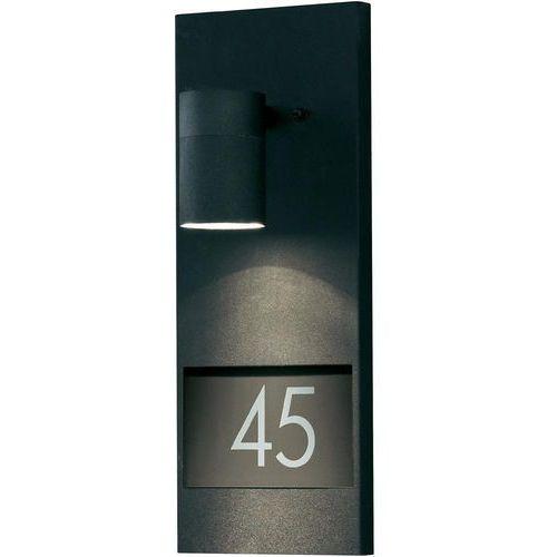 Lampa ścienna zewnętrzna Konstsmide 7655-750, 1x35 W, GU10, IP44, (DxSxW) 11 x 16 x 41 cm (7318307655759)