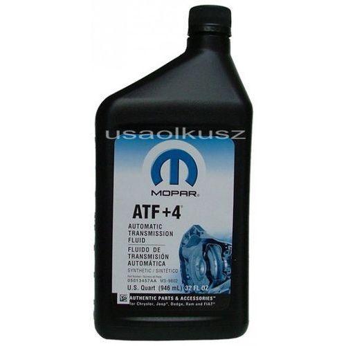Mopar Olej automatycznej skrzyni biegów atf+4 946ml ms-9602