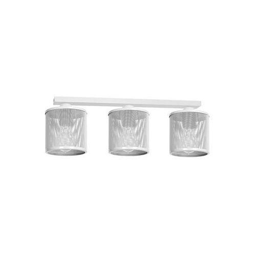 Żyrandol natynkowy NET 3xE27/60W/230V biały, MLP 655