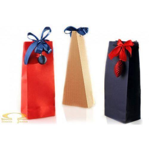 Smacza jama Świąteczna torebka prezentowa