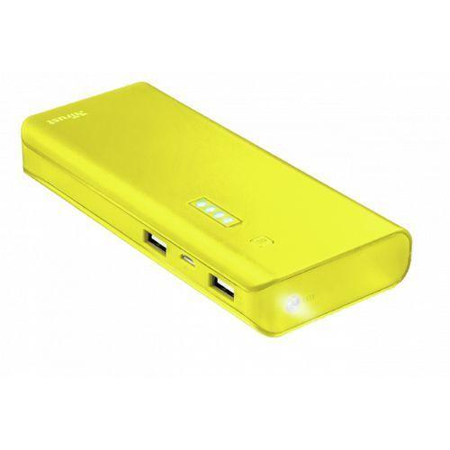 Trust primo 10000 mah 22753 żółty >> bogata oferta - super promocje - darmowy transport od 99 zł sprawdź!