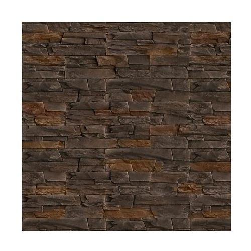 Decoreco Kamień elewacyjny basalto cooper brązowy 37,5 x 10 cm incana (5901752817777)