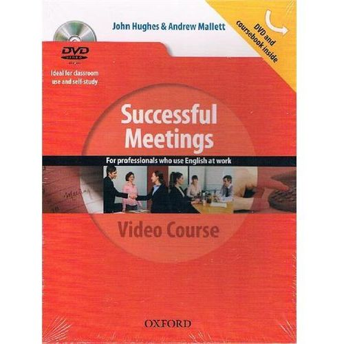 Business Result Success. Successful Meetings in English. Podręcznik + DVD (2012)
