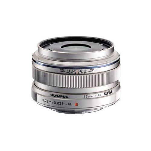 Olympus Obiektyw m.zuiko digital 17 mm 1:1.8 srebrny