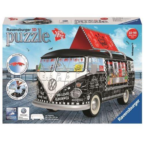 Ravensburger Puzzle vw bus food truck 162