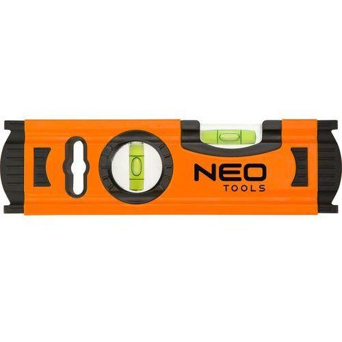 Poziomnica 71-030 20 cm 2 libelle aluminiowa marki Neo