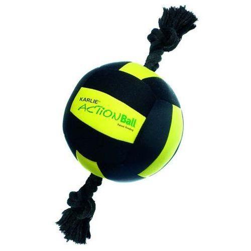 Action Ball - piłka dla psów 13 cm - nie chłonie wilgoci