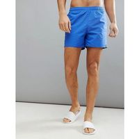 adidas Swim Shorts In Blue CV7115 - Blue, kolor niebieski