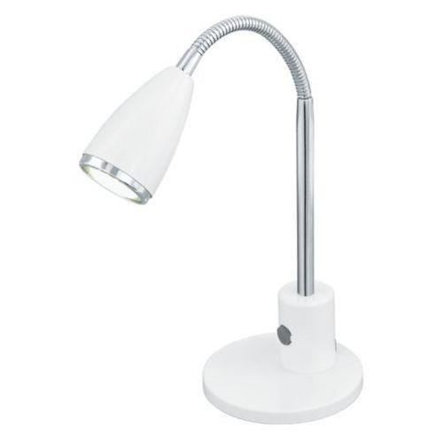 lampa biurkowa FOX LED biała, EGLO 92872