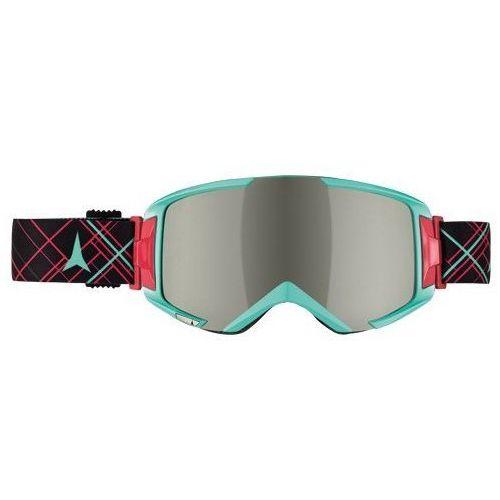 Gogle narciarskie savor blue/amber marki Atomic