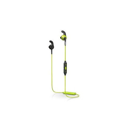 Słuchawki  shq6500cl/00 (shq6500cl/00) czarna/zielona, marki Philips