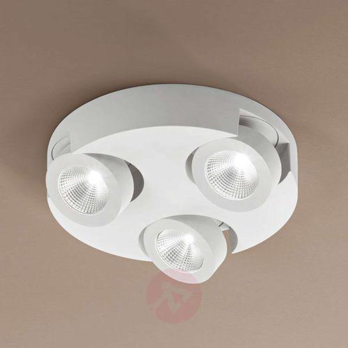 Okrągła lampa sufitowa led hella marki Fabas luce