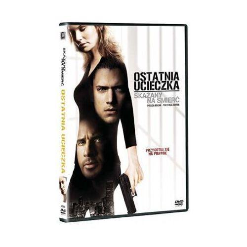 Skazany na śmierć - Ostatnia ucieczka (DVD) - Kevin Hooks, Brad Turner (film)