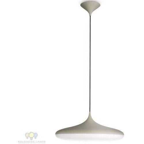Philips/massive Friends lampa wisząca beżowa 1x40w 230v 2gx13 (8717943790784)