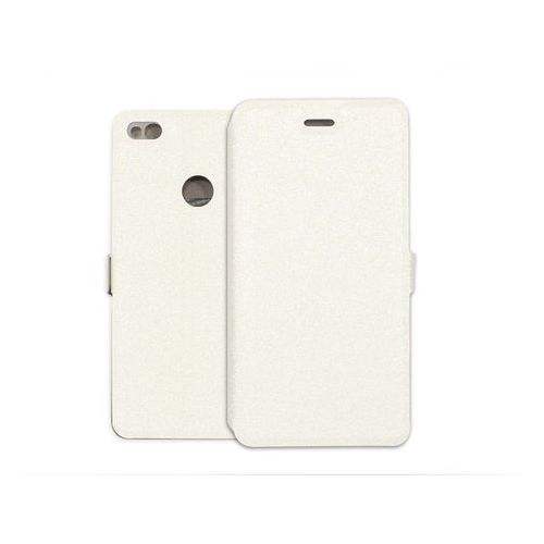Huawei P9 Lite (2017) - etui na telefon Wallet Book - biały, kolor biały