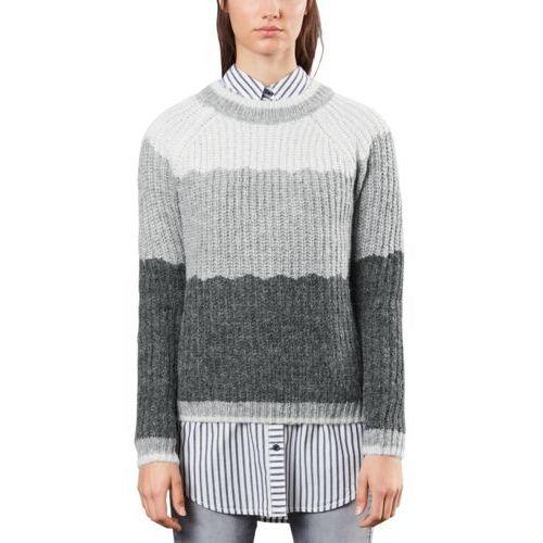S.oliver  sweter damski l szary